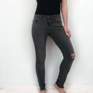 JESSICA ALBA x DL1961 No. 3 Instasculpt Jeans